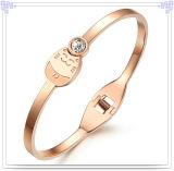 Edelstahl-Schmucksache-Charme-Schmucksache-Form-Armband (BR144)