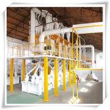 Mulino a cilindri caldo della farina del mais di capienza di Customed di vendita