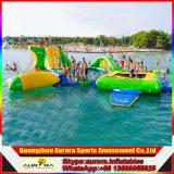 Het grappige Grote Opblaasbare Park van het Water, het Park van Aqua van de Sport van 2016, de Opblaasbare Spelen van het Park van het Water