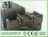 20kg 25kg Standard Cast Iron Test Casting Gewicht Counter Weight