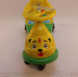 Classicle Baby Toys Swing Car for Sale Made in China