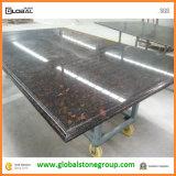 Verde de China/custo pretos vermelhos amarelos brancos das bancadas granito de Brown