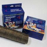 Высокотемпературным лента базальта обруча изоляции сопротивления жары сплетенная волокном