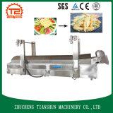 Alimento automático máquina fritada e máquina fritada vegetal