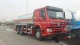 低価格の6*4燃料タンクのトラック