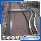 装飾的な庭の高品質の錬鉄の塀(dhgate-11)