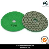 "4 "" 100mm Dry Resin Marble Stone Grinder Polishing Pads"