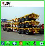 40 piedi del telaio del camion del rimorchio degli Tri-Assi di rimorchio scheletrico del contenitore