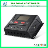 Lithium-Batterie-Solaraufladeeinheit der LCD-Bildschirmanzeige-12V/24V 40A/Ladung-Controller (QWP-SR-HP2440A)