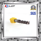 Laminatoio di estremità del raggio dell'angolo del carburo di tungsteno di alta precisione