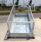 Inclinazione Light Duty Farm Trailer da vendere (SWT-BT64-L)