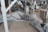 LDPE dell'HDPE macchina di nylon dell'espulsore della coestrusione di tre strati