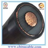 Одиночный медный кабель цены 66kv 33kv 11kv силового кабеля XLPE