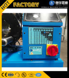 最もよい価格のゴム製ホースのための2インチの真新しい油圧ホースのひだが付く機械