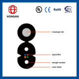 Tipo G J da curva do núcleo G657A do cabo pendente 2 da fibra óptica de China Y X F C H para uma comunicação
