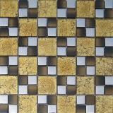 Покрашенная декоративная нутряная стена украшает стеклянную мозаику /Mosaico (VMW3207)