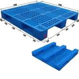 plastic Pallet van de Industrie van 1100X1100mm HDPE Geperforeerde Hoogste