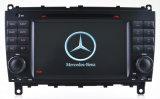 アンドロイドベンツClk /Cls自動GPS DVDプレイヤー3Gの接続Hualinganのための運行5.1/1.6 GHzの車GPSの