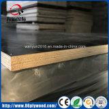 Hojas de madera contrachapada marina de 18 mm de contrachapado hecho de película para la construcción