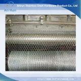 Fábrica de Gabion do engranzamento do aço inoxidável