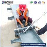 Struttura d'acciaio del fornitore professionale con il blocco per grafici d'acciaio della sezione di H