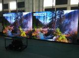 Nueva pantalla de alquiler orientada hacia el servicio delantera de la aleación 500*500m m P3.47mm del magnesio del producto de Gloshine