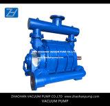 펌프 정비를 위한 진공 펌프 포트 격판덮개