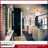 Montages de magasin d'Eyewear de mode, garnitures optiques de magasin d'usine