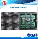 Módulo de LED de cores completas ao ar livre, mais vendido, Painel de painel P10 RGB LED