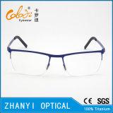 Облегченная Semi-Rimless Titanium рамка оптически стекел Eyewear Eyeglass (8001)
