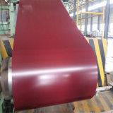 Farbe beschichtete galvanisiertes StahlStahlblech-Baumaterial des ring-PPGI