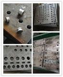 Машина плиты CNC пробивая и маркируя