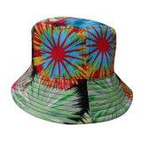 Sombrero del compartimiento con la tela floral (BT025)