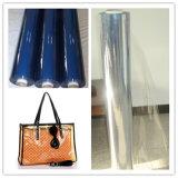 Suave Super Clear embalaje flexible transparente de película de PVC Hoja de fábrica del fabricante