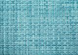 4X4 emendado Placemat tecido matéria têxtil para o Tabletop