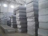 Piatto di alluminio con ASTM standard B209 per la decorazione della costruzione usata