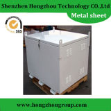 Specchio Finish Sheet Metal Fabrication Enclosure per Cutting Machine