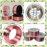 0.8mm-1.6mm Er70s-6ミグ溶接ワイヤーまたは二酸化炭素の溶接ワイヤ
