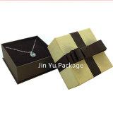 Jy-Jb159イヤリング、リング、ブレスレット、ペンダント、ネックレスのためのペーパーギフトの宝石箱