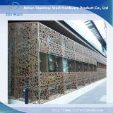Folha de metal de perfuração bonita para a decoração da arquitetura