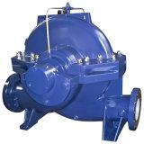 Pompe centrifuge de double aspiration d'étape unique
