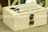 ホーム装飾のための環境に優しいカスタマイズされたMDFのシェルの輝いた宝石箱