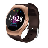 Vista de pantalla completa Ronda de Smart Watch (KS2)