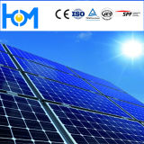100W ao vidro temperado de vidro solar de vidro do arco 300W para o sistema de energia solar