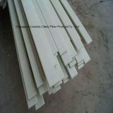 Barra plana flexible anticorrosión de la fibra de vidrio/Fiberglass/FRP/GRP