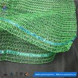 Bolsa de rede de malha PE Raschel para vegetais de frutas