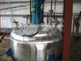 Reactor adhesivo de los Ss del reactor del tubo de papel con fórmula adhesiva