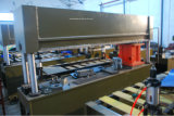 prensa de cuero principal móvil hidráulica del corte 25t