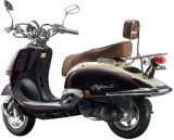 Vespas retras de la moto de la calle del EEC (HD125T-10A)