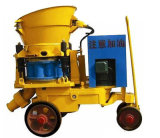 Einzelne Zylinder-Kleber-Einspritzung, die Pumpen-Maschine überzieht